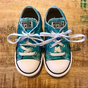 Converse | Canvas Sneakers, Toddler Size 10